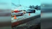 Yozgat'ta Yolcu Otobüsü Devrildi Açıklaması 1 Ölü, 21 Yaralı