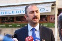 REZA ZARRAB - Adalet Bakanı Abdulhamit Gül Açıklaması