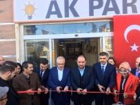 OTOPARK SORUNU - AK Parti Alaşehir Teşkilatı Yeni Binasına Taşındı