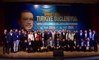 ERDEM BAYAZıT - AK Parti Kepez Gençlik Kolları Kongresi