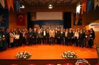 HÜSEYİN SAMANİ - AK Parti'nin İlçe Gençlik Kolları Kongreleri Tamamlandı
