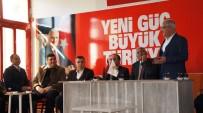 MURAT BAYBATUR - AK Partili Vekillerden Sarıgöl Ziyareti