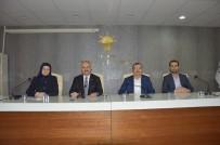 SAĞ VE SOL - AK Partili Yavaş'tan İlk Basın Toplantısı