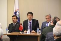 ÖMER KALAYLı - Akyazı'da Muhtarlar Toplantısı Gerçekleştirildi