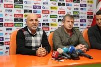 SAFET SUSİC - Alanyaspor, Safet Susic İle Yollarını Ayrıldı