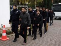 EMEKLİ UZMAN ÇAVUŞ - Antalya'da FETÖ'den 11 Tutuklama