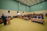 Başkan Akyürek Açıklaması 'Gençlik Meclisleri Mektep Vazifesi Görüyor'