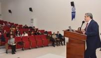 MEHMET ERDEMIR - Başkan Alıcık, Üniversitelilere Yerel Yönetimi Anlattı