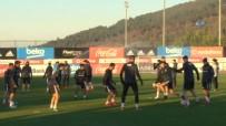 NEVZAT DEMİR - Beşiktaş, Kupa Mesaisine Başladı