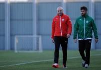 SERCAN YıLDıRıM - Bursaspor, Furkan Özçal İle Yollarını Ayırdı