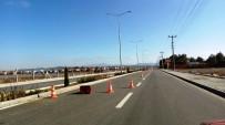 HÜLYA AVŞAR - Büyükşehir Belediyesi Sarımsaklı Bulvarı'nı Yeniledi