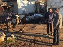 Cankul, Kırsalda Vatandaşlarla Buluştu