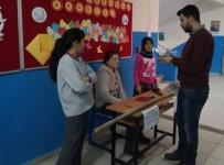FEN BILGISI - Çavdarhisar Ortaokulu'nda Sergi