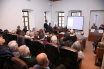 OĞUZ GÜNDOĞDU - Doç. Dr. Gündoğdu Urla'nın Depremselliğini Anlattı