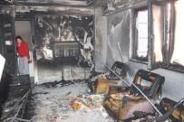 ELEKTRONİK SİGARA - Elektronik Sigara Patlayınca Yangın Çıktı
