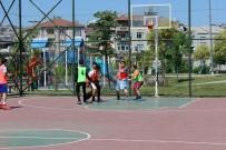 BASKETBOL TURNUVASI - Esenler'de Basketbol Sokağa İnecek