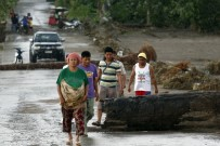 ELVERİŞSİZ HAVA - Filipinler'deki Kasırgada Ölü Sayısı 230'A Yükseldi