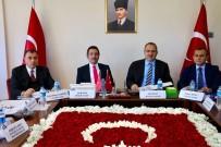 MECLİS BAŞKANLARI - FKA Toplantısı Bingöl'de Yapıldı