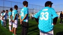 LAZKİYE - Futbol Onlar İçin Hem Spor Hem De Yaşama Umudu