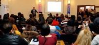 TÜRK MUSIKISI - GAÜN'de 'Kültür Ve Medya' Konferansı