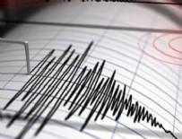 ARTÇI DEPREM - İzmir'de korkutan deprem
