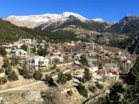 KARAKÖY - Gündoğmuş'ta 5 Mahallenin Su Sorunu Çözüldü