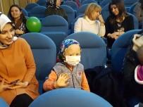 AHMET DEMIRCAN - Hayatını Hastane Odalarında Geçiren Lösemili Çocuklara Yılbaşı Sürprizi