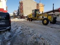 Isparta'da Kar Temizleme Çalışmaları