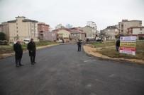KARTAL BELEDİYESİ - Kartal Belediyesi İlçede Yol Düzenleme Çalışmalarına  Devam Ediyor
