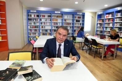 Konyaaltı 'Herkes İçin Kütüphane' Paydaşı Oldu