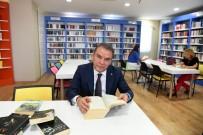 MELINDA GATES - Konyaaltı 'Herkes İçin Kütüphane' Paydaşı Oldu