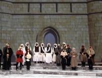 HALIÇ KONGRE MERKEZI - 'Kudüs'ün Zamanı' sahneye taşınıyor
