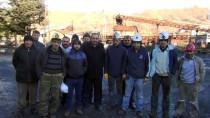 İŞ BIRAKMA - Madencilerden İş Durdurma Eylemi