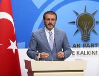 MAHİR ÜNAL - AK Parti Sözcüsü Ünal'dan sivile yargı muafiyeti polemiğine ilişkin açıklama
