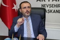 MAHİR ÜNAL - Mahir Ünal'dan Bülent Tezcan'a Sert Cevap