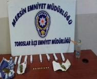 YALıNAYAK - Mersin Polisi, Çeşitli Suçlara Karışan 9 Şüpheliyi Gözaltına Aldı