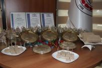 ÇÖREK OTU - Mesir'in Çayı, Lokumu Derken Helvası Da Yapıldı
