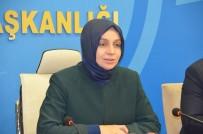 İSMAIL ÖZDEMIR - Milletvekili  Leyla Şahin Usta Açıklaması 'BM'de Alınan Kudüs Kararı Çok Önemli'