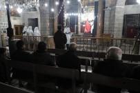 NOEL BAYRAMI - Noel Ayininde Ortadoğu İçin Dua
