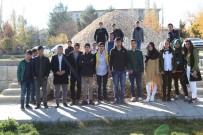 MUSTAFA TALHA GÖNÜLLÜ - Öğrenciler Adıyaman Üniversitesini Gezdi