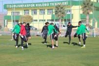 ŞANLıURFASPOR - Şanlıurfasporlu Futbolcular Performans Testinden Geçti
