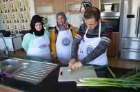İŞKUR - Sason'da Kadınlara Yemek Kursu