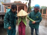 VIETNAM - Tembin Tayfunu Vetnam'a İlerliyor