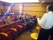 İBRAHIM HALıCı - TESKİ Personeline Eğitim