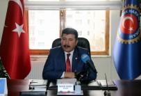 YOKSULLUK SINIRI - Türk Harb-İş Kayseri Şube Başkanı Özgür Özsoy Açıklaması