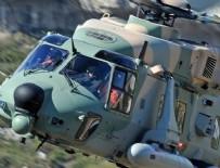 UMMAN - Umman'da Askeri Helikopter Düştü