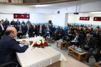 ORHAN ÇIFTÇI - Vali Orhan Çiftçi, 'Halk Toplantısı'Na Katıldı