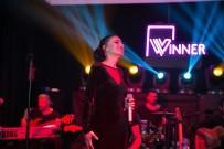 YILDIZ TİLBE - Winner İncek'te Erken Yılbaşı Coşkusu