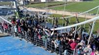 OSMAN GÜL - 15 Temmuz Milli İrade Parkı'na Ziyaretçi Akını