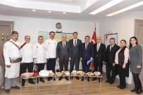 İÇLİ KÖFTE - Adana Lezzetleri Markalaşıyor